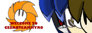Welcome to CesarTeamHYRO Banner
