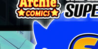 Archie Sonic X Issue 39