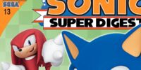 Archie Sonic Super Digest Issue 13