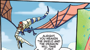 Blue Dragon Archie