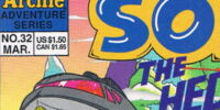 Archie Sonic the Hedgehog Issue 32