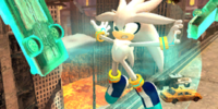Silver the Hedgehog (Sonic Generations)
