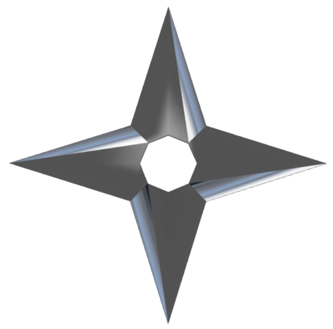 File:SH Shuriken Model.png