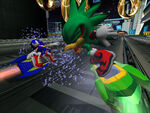 Sonic Riders - Jet - Level 1