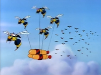 Buzz-Bomber mission