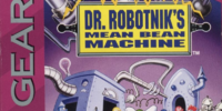 Dr. Robotnik's Mean Bean Machine (8-bit)