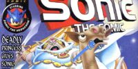 Sonic the Comic Issue 150