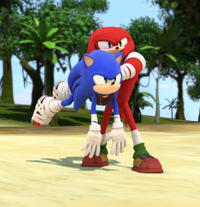 Coconut toss