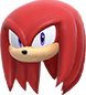 Knuckles icon (Mario & Sonic 2016)