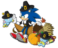 Thanksgiving Sonic