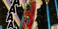 Pit Plunge Roller Coaster