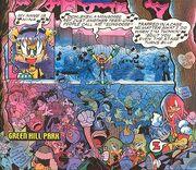 Tekno in Archie Comics