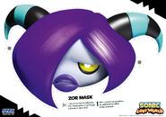 Zor Mask