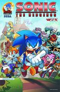 Archie Sonic the Hedgehog Issue 241