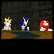 Sonic Adventure Credits (Super Sonic 25)