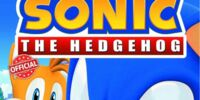 Sonic the Hedgehog Super Interactive Annual 2014