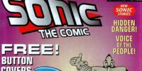 Sonic the Comic Issue 77