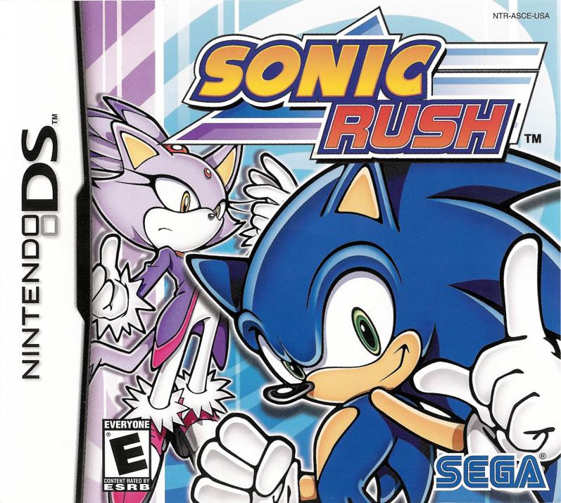 Sonic Rush | Sonic News Network | Fandom powered by Wikia
