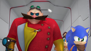 S2E09 Eggman Sonic and Sticks