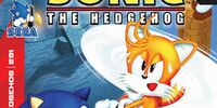 Archie Sonic the Hedgehog Issue 291