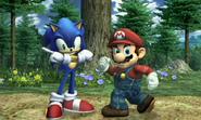 Super Smash Bros. Brawl - Sonic Joins the Brawl - Screenshot 3