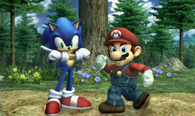 File:Super Smash Bros. Brawl - Sonic Joins the Brawl - Screenshot 3.png