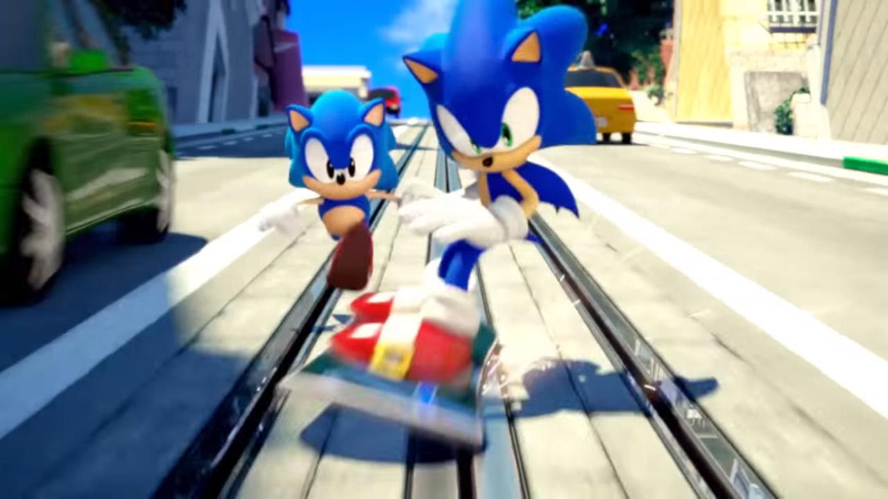 Sonic Generations Modern Era Retrospective Conclusion Robert Kellett Retrospectives Of Gaming History