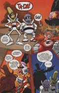 Sonic X issue 30 page 5