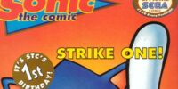 Sonic the Comic Issue 27