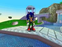 SonicAdventure2 HeroGarden