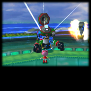 Sonic Adventure Credits (Amy 20)