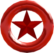 Red Star Ring Title