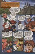 Sonic X issue 11 page 4