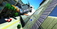 Sonic generations city escape 4