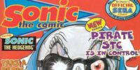 Sonic the Comic Issue 28