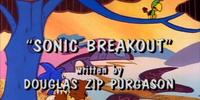 Sonic Breakout