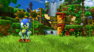 Sonic Generations - Green Hill - Game Shot - (24)