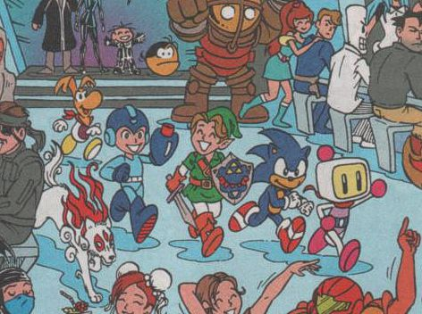 File:Sonic in Monica's Gang.jpg