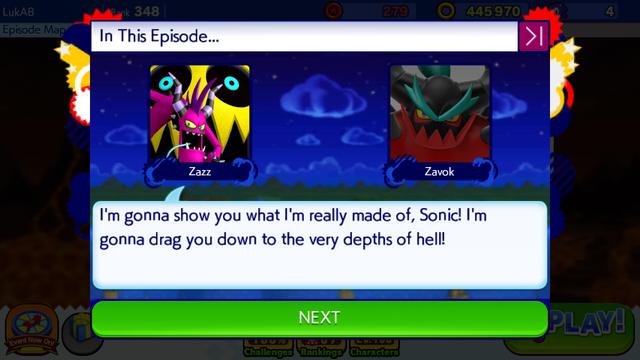 File:Sonic Runners Zazz Raid event Zavok Cutscene (13).png