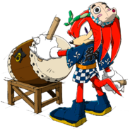 Wallpaper 129 knuckles 10 pc