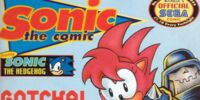 Sonic the Comic Issue 21