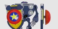 Egg Fighter: Shield (Spring shield)