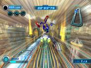 Sonic riders zero gravity sonic