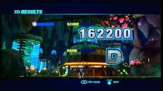 Sonic Colors Wii - Asteroid Coaster Act 3 (Sonic) in 05.26