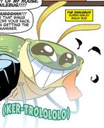 Bug troll