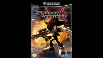 "Shadow the Hedgehog ""Chosen One"""