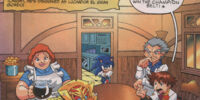 Archie Sonic X Issue 32