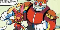 The Foreman (Metropolis Egg Army)