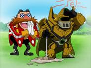 Ep71 Yellow Zelkova and Eggman