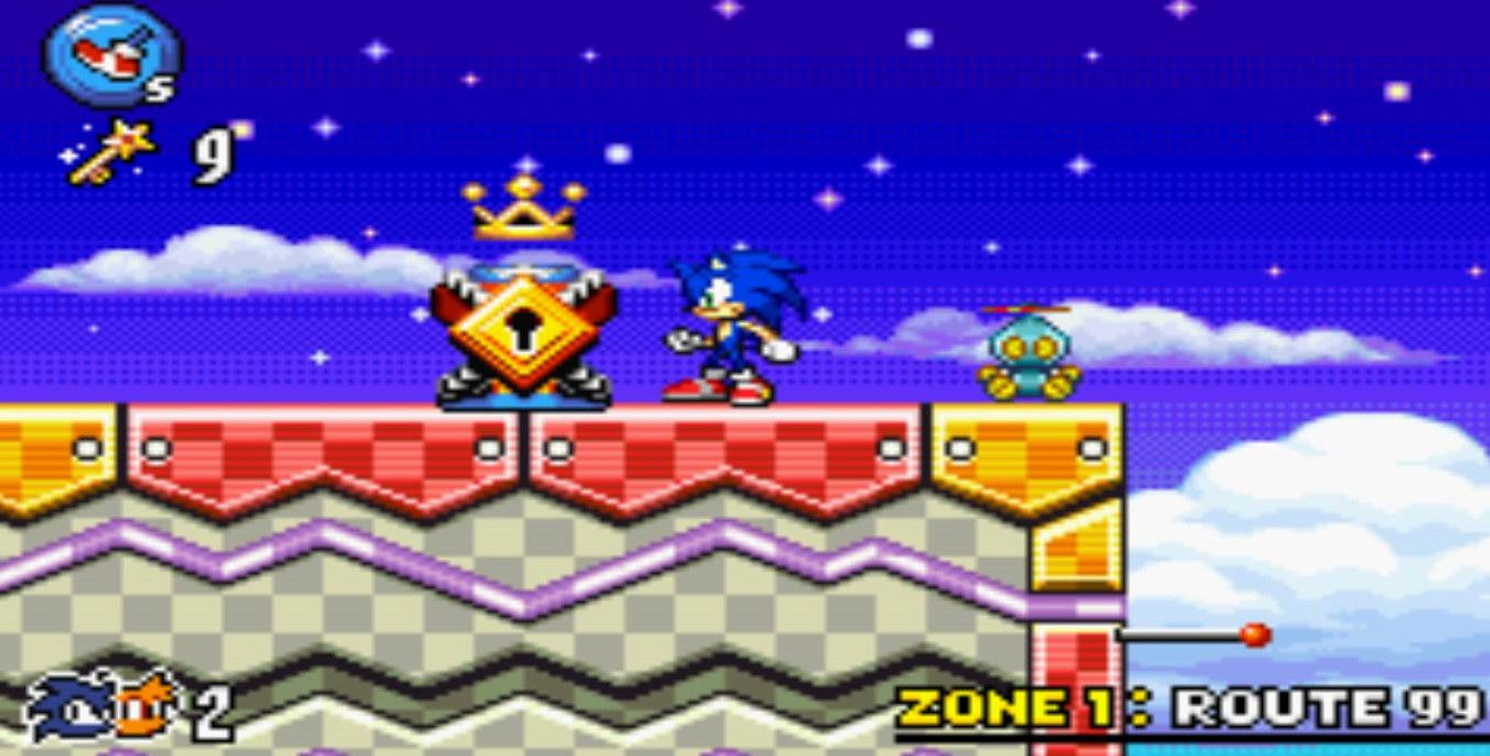 Sonic Advance 3 - Portable World Adventure | NeoGAF